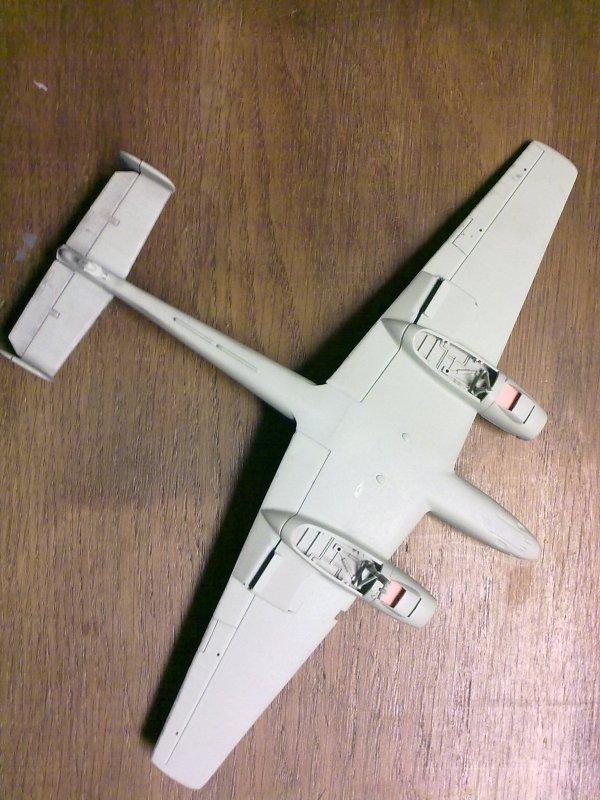 ME110 G4 HONGROIS AU 1/72 002