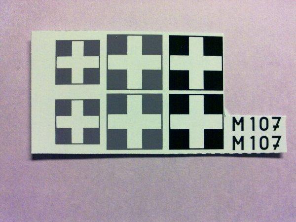 ME110 G4 HONGROIS AU 1/72 003