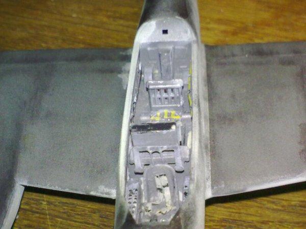 ME110 G4 HONGROIS AU 1/72 005