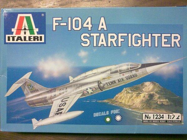 F104A PAKISTANAIS 1/72 001