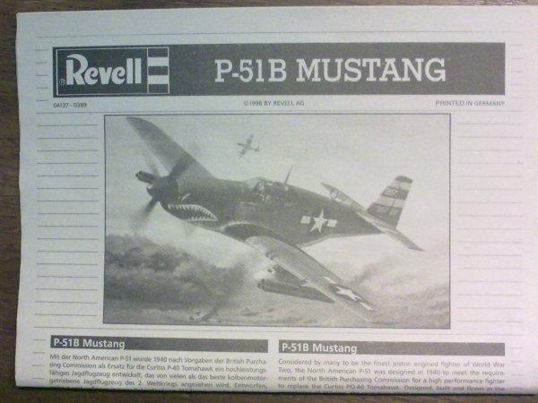 NA P51B CHINOIS & USAAF AU 72° 001