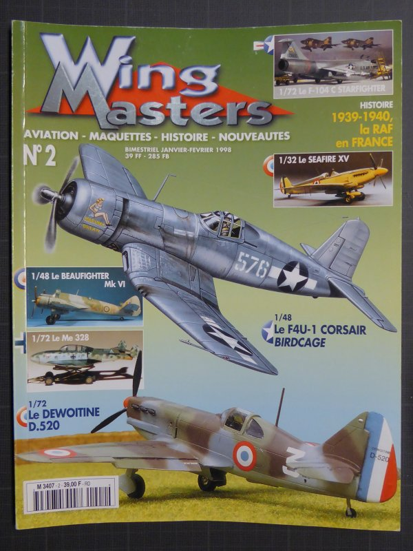 SEAFIRE MKXV AERONAVALE 002