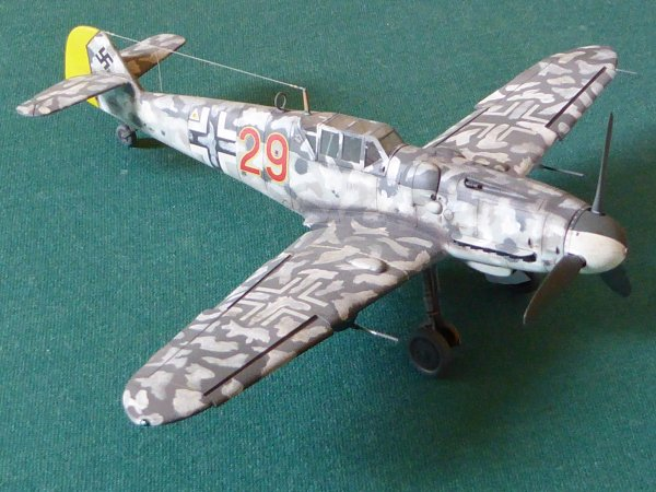 """ME109 G6 """"29"""" ROUGE 01"""