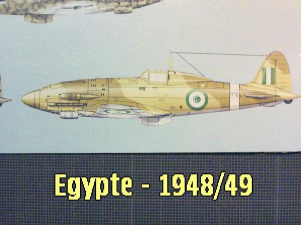 MACCHI 205 EGYPTIEN 1948/49 01