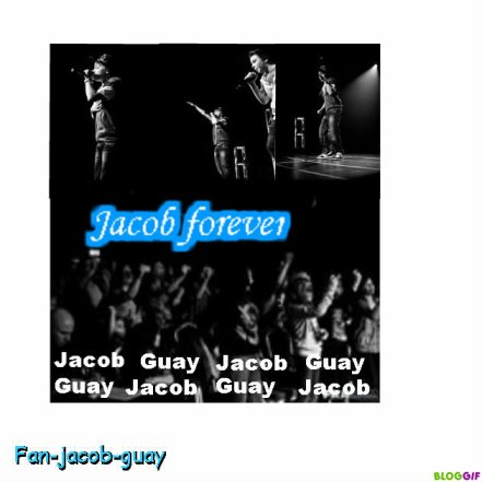 Jacob guay Montage photo