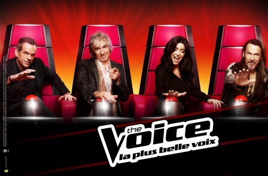 The Voice, Olympe ! ♥