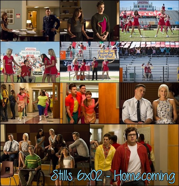21 Décembre 2014 : Infos + Stills Glee + Photos Instagram