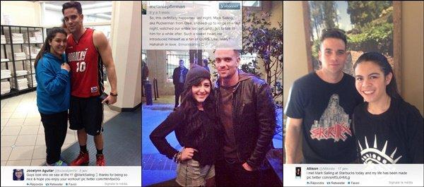 19 Janvier 2014 : Photos 100ème Episode Glee + Photos Fan + Photos Tweets + Tweets