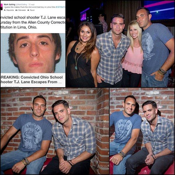 07 Octobre 2014 : Infos Glee + Vidéos + Photos