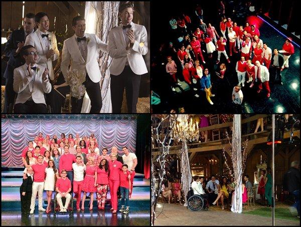 23 Février 2015 : Mark en soirée + Glee