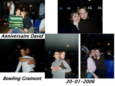 anniversaire bowling gramont