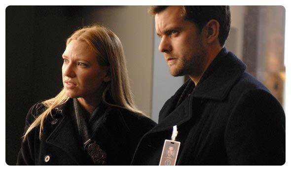 Olivia Dunham et Peter Bishop - Fringe