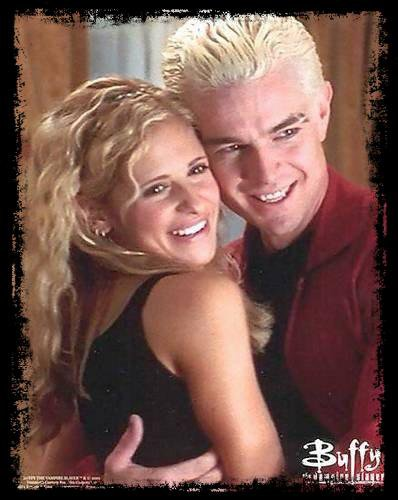 Buffy Summers et Spike - Buffy contre les vampires