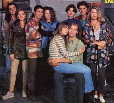 Séries des années 90