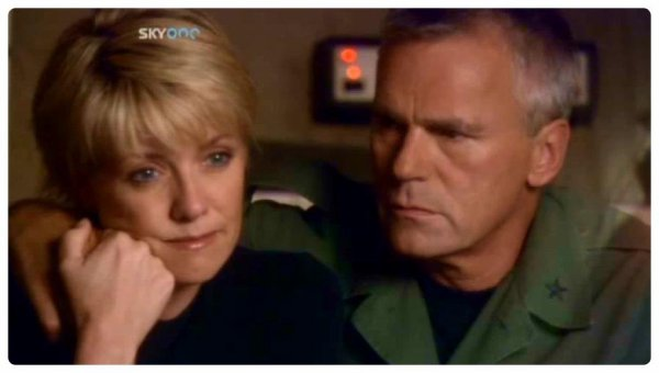 Samantha Carter et Jack O'neill - Stargate sg-1