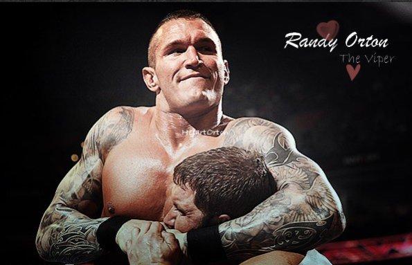 Randy The Viper, Orton
