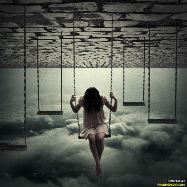 """""""Celui qui craint de souffrir, souffre déjà de ce qu'il craint."""""""