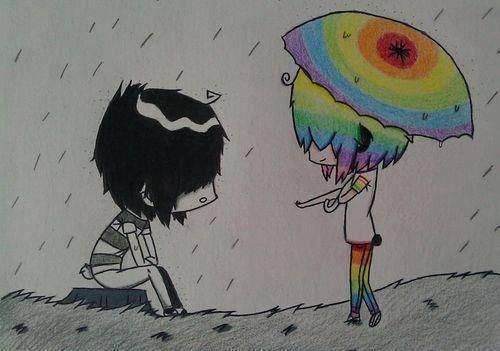 """""""Le véritable amour est de toujours vouloir le meilleur pour quelqu'un,même si cela ne t'inclue pas."""""""