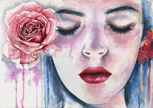 """""""L'amour sera toujours la raison d'être des humains et la force qui guide leur vie"""""""
