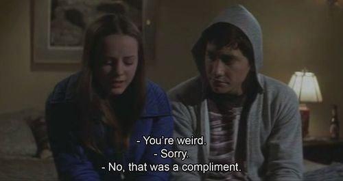 """""""Je sais que t'es un mec bien, tu fais juste les choses mal."""""""