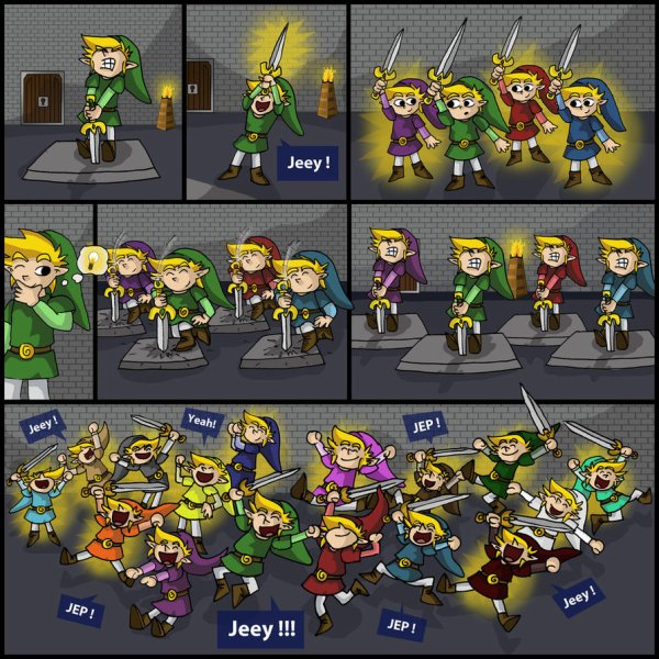 Link se multipli