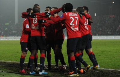 Lille champion de ligue 1 2011