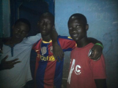 me  @nd  my  friends  o  ghana