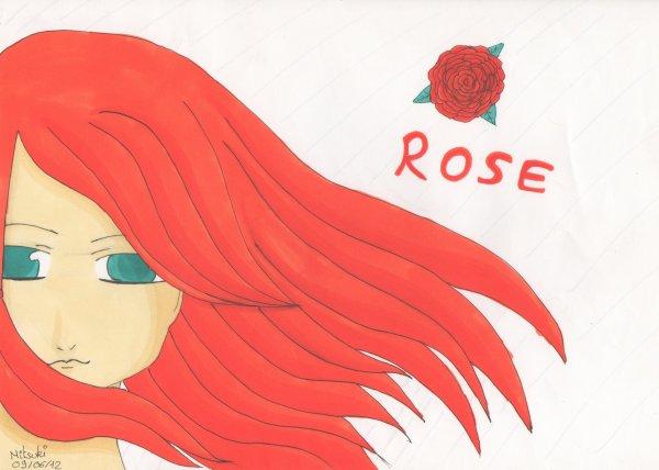 Rose :