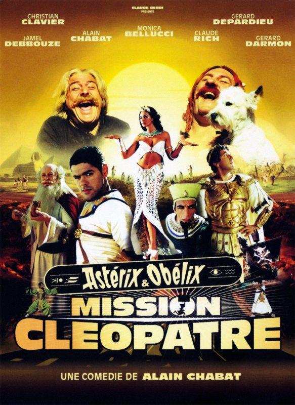 Astérix & Obélix : Mission Cléopatre