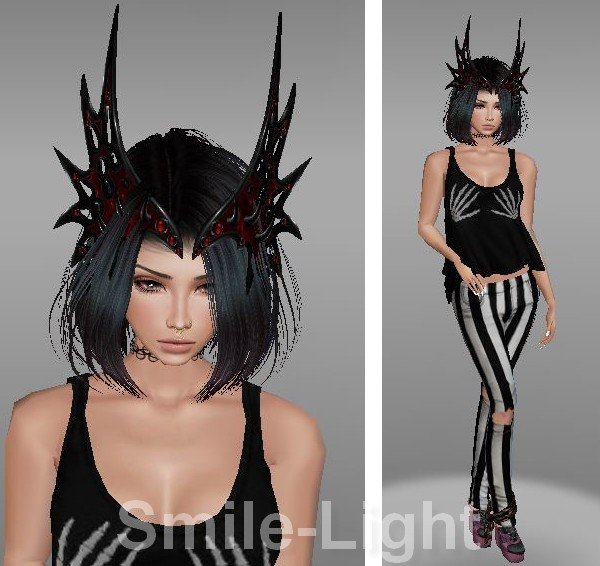 Halloween en mode IMVU