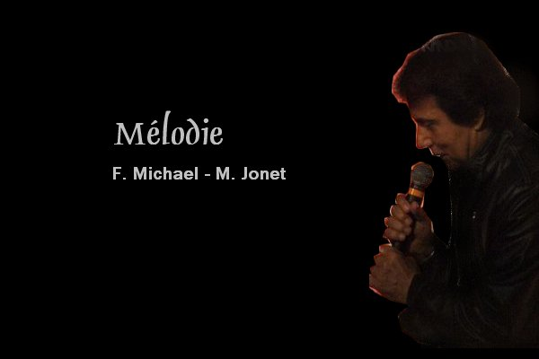 MELODIE (CD I LOVE YOU)