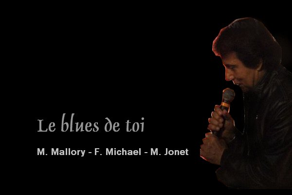 LE BLUES DE TOI