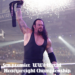 Son premier WWE World Heavyweight Championship