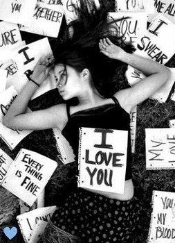 Tout sa pour te dire...Je t'aime...♥
