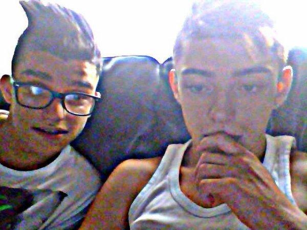 Moii et mon cousin