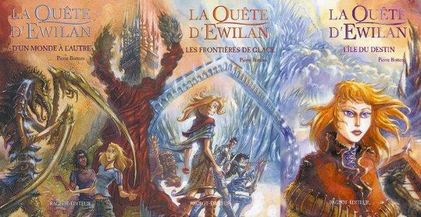 Point saga: La Quête d'Ewilan (partie 1)