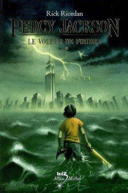 Percy Jackson - Le voleur de foudre (1)