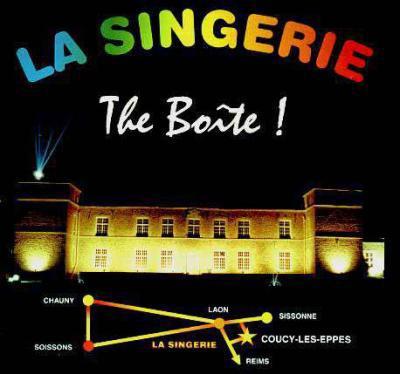 la singerie the boite