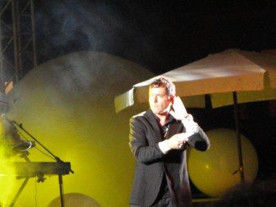 2 Octobre 2010 - Parabiago con Paolo Meneguzzi