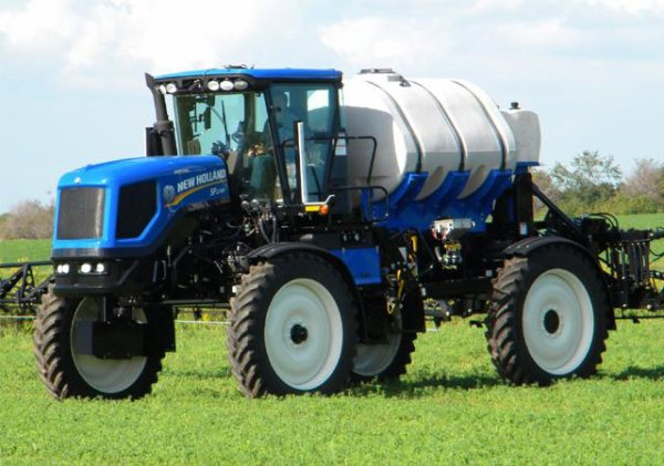 Automoteur New Holland