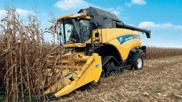 New Holland CX 8060 Terra-trac