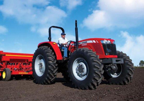 New' Massey Fergusson serie 8600