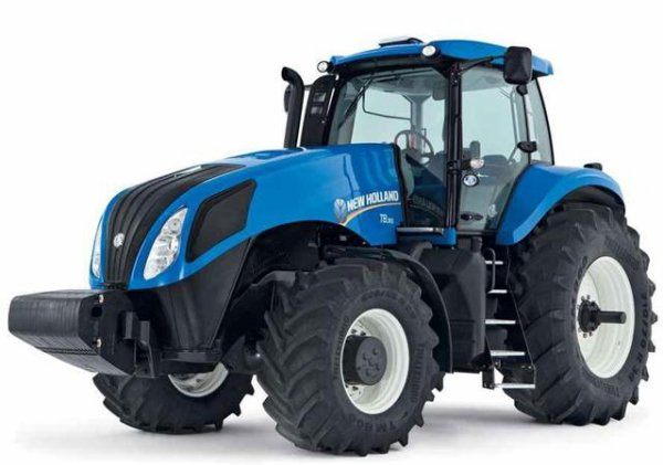 New Holland T8.380