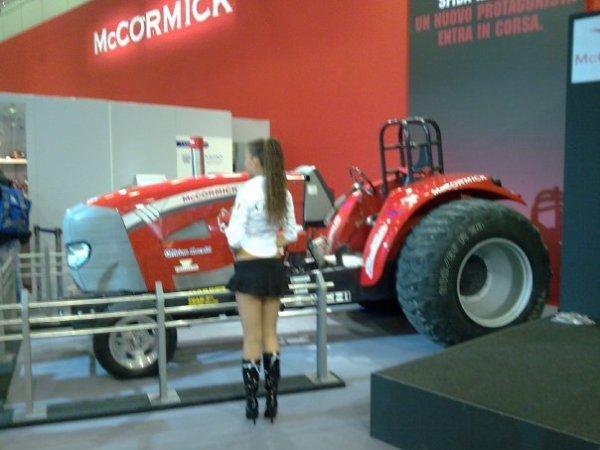 Mc Cormick XTX 185 pulling