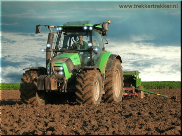 Deutz Fahr Agrotron K120