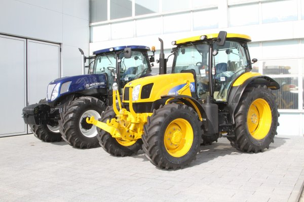 New Holland T6070 / New Holland T7.260 Blue Power