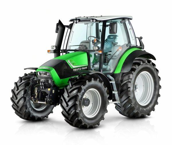 Deutz Fahr  Agrotron TTV 430