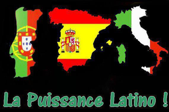 Portugal, Espagne, Italie = Les puissances Latines <3
