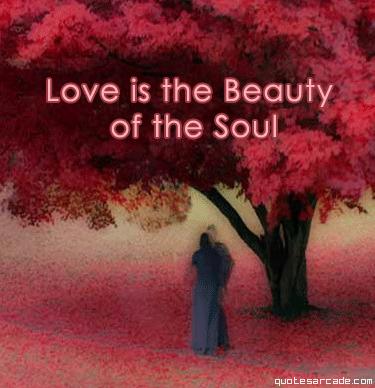 love love love of nature