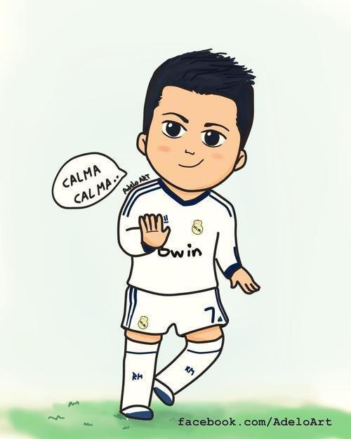 Tmtc c'es qui *.* Ronaldo <3